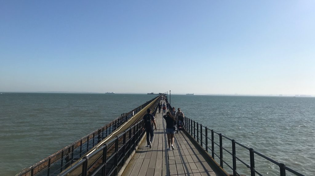 My 12 Hours in Southend-on-Sea South end pier